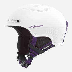 Sweet Igniter Helmet Silk White