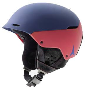Atomic Automatic LF 3D Helmet Shade / Orange