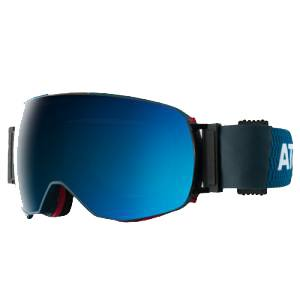 Atomic Revent Q ML Goggle Blue,Blue Multilayer
