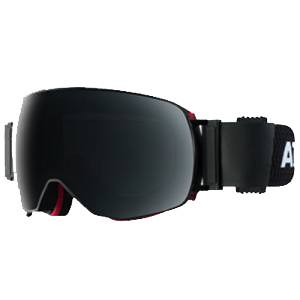 Atomic Revent Q ML Black,Black Flash Mirror Goggle
