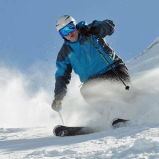 Better balance means better skiing