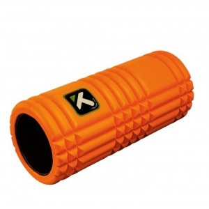 Foam Roller Grid Orange