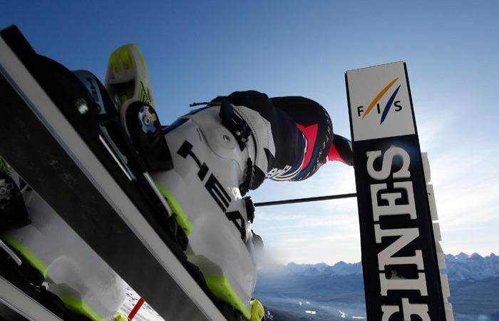 ski race boot range